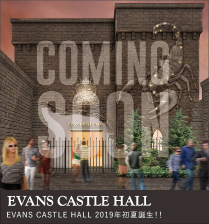EVANS CASTLE HALL
